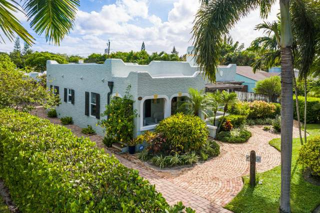 110 NE 7th Street, Delray Beach, FL 33444 (MLS #RX-10658330) :: The Jack Coden Group