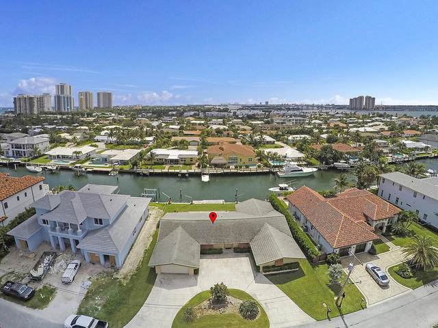1151 Coral Way, Singer Island, FL 33404 (MLS #RX-10658335) :: The Jack Coden Group