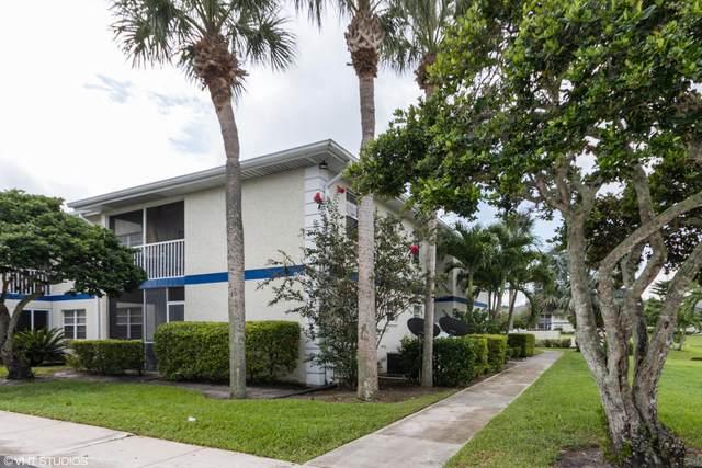 1507 SE Royal Green Circle #101, Port Saint Lucie, FL 34952 (MLS #RX-10658336) :: Berkshire Hathaway HomeServices EWM Realty