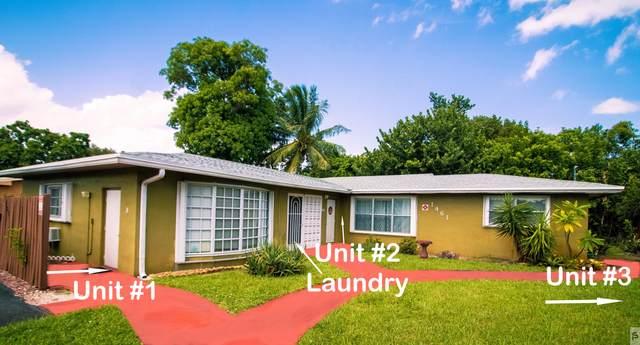 1461 NE 56 Street 1-3, Fort Lauderdale, FL 33334 (MLS #RX-10658337) :: The Paiz Group