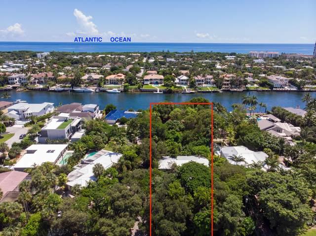 380 NE 5th Avenue, Boca Raton, FL 33432 (MLS #RX-10658338) :: United Realty Group