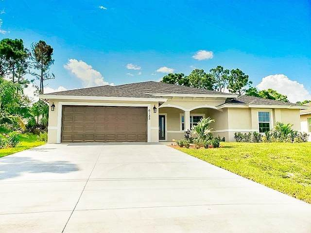 5752 NW Lual Court, Port Saint Lucie, FL 34986 (#RX-10658350) :: Realty One Group ENGAGE