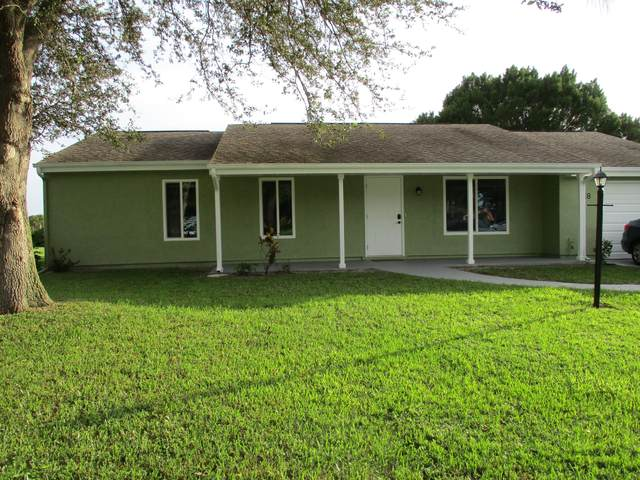 418 SW Bridgeport Drive, Port Saint Lucie, FL 34953 (#RX-10658382) :: Realty One Group ENGAGE