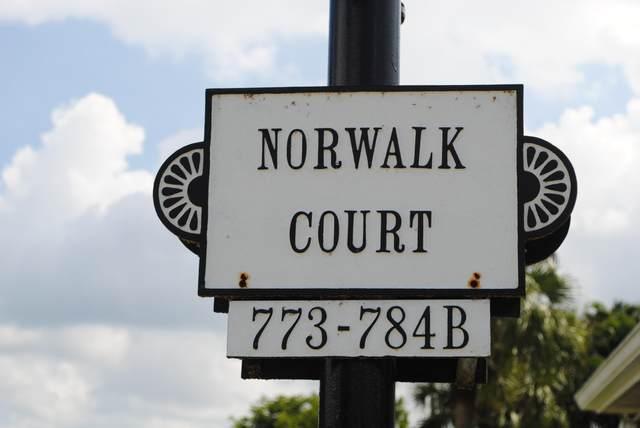 784 Nantucket Circle B, Lake Worth, FL 33467 (#RX-10658384) :: Posh Properties