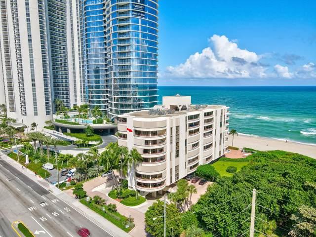 15645 Collins Avenue #802, Sunny Isles Beach, FL 33160 (MLS #RX-10658396) :: Castelli Real Estate Services