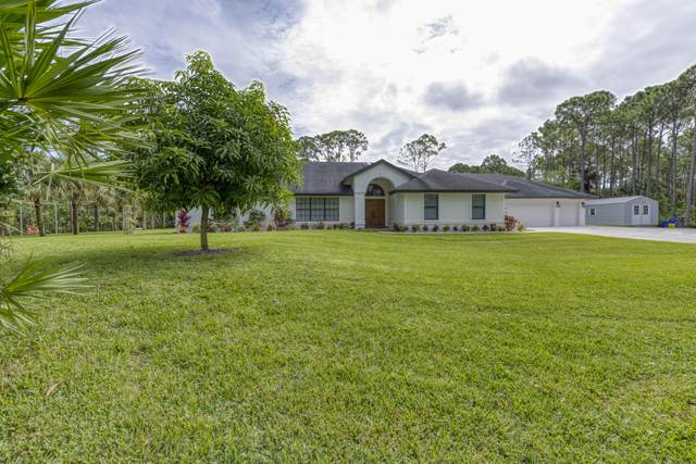 15864 N 78th Drive N, Palm Beach Gardens, FL 33418 (MLS #RX-10658398) :: Berkshire Hathaway HomeServices EWM Realty