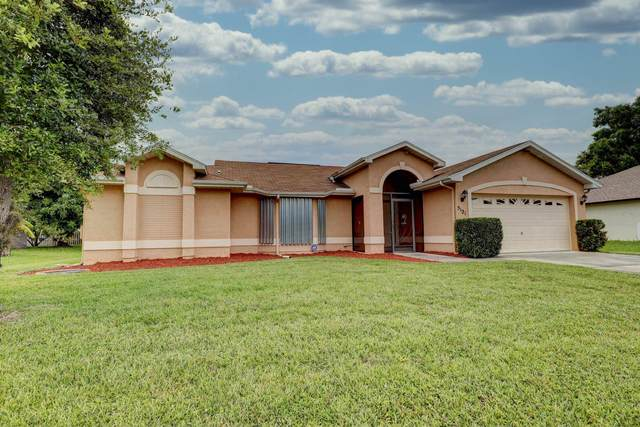 5121 NW Ever Road, Port Saint Lucie, FL 34983 (#RX-10658408) :: Realty One Group ENGAGE