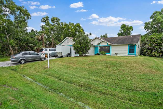 731 NW Virginia Street, Port Saint Lucie, FL 34983 (#RX-10658417) :: Realty One Group ENGAGE