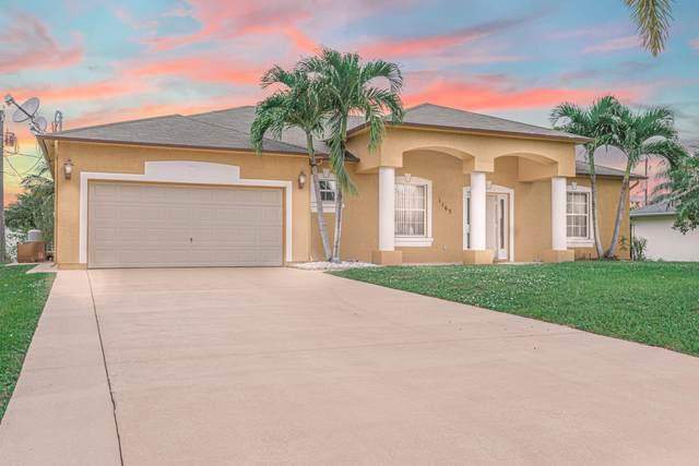 1165 SE Menores Avenue, Port Saint Lucie, FL 34952 (#RX-10658449) :: Posh Properties