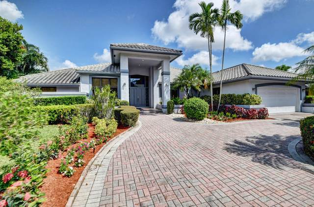 2301 NW 59th Street, Boca Raton, FL 33496 (MLS #RX-10658457) :: United Realty Group
