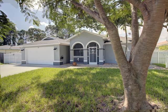 794 SW Parker Avenue, Port Saint Lucie, FL 34953 (#RX-10658460) :: Posh Properties