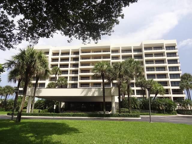 1800 S Ocean Boulevard 4 B, Boca Raton, FL 33432 (MLS #RX-10658470) :: United Realty Group