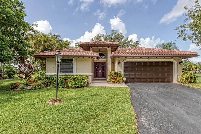 10350 NW 48th Court, Coral Springs, FL 33076 (#RX-10658489) :: Dalton Wade