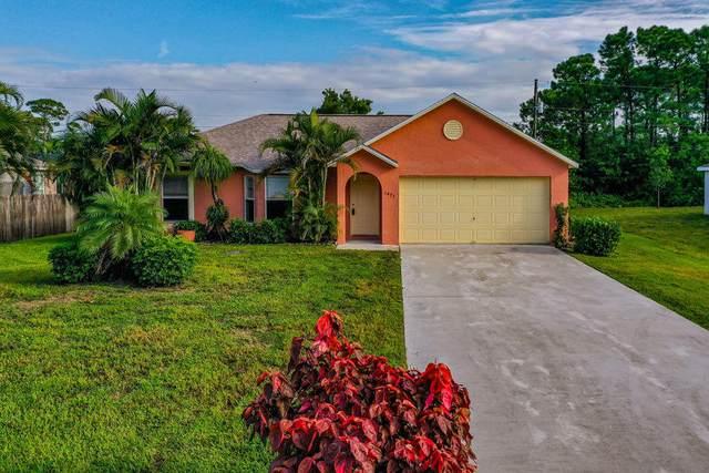 1471 SW Hackensack Avenue, Port Saint Lucie, FL 34953 (#RX-10658515) :: Posh Properties