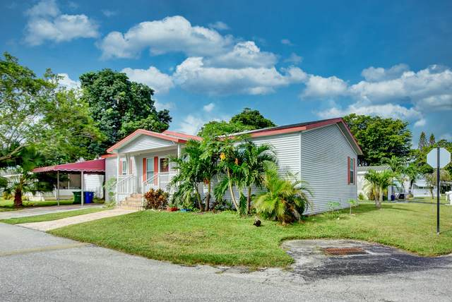 6200 NW 29th Street, Margate, FL 33063 (MLS #RX-10658527) :: Berkshire Hathaway HomeServices EWM Realty