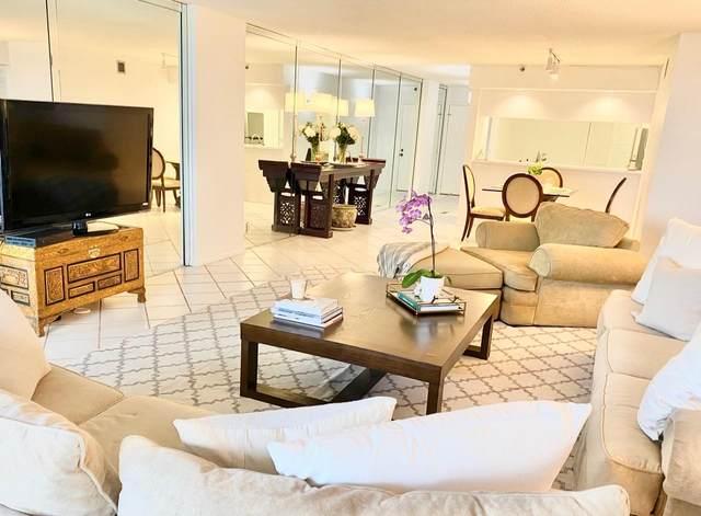 3400 S Ocean Boulevard 5M, Highland Beach, FL 33487 (#RX-10658576) :: Posh Properties