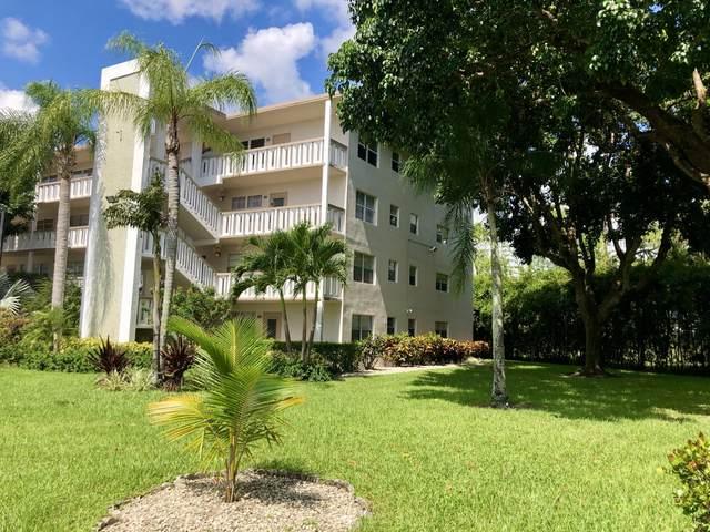340 Southampton B #340, West Palm Beach, FL 33417 (MLS #RX-10658586) :: Berkshire Hathaway HomeServices EWM Realty