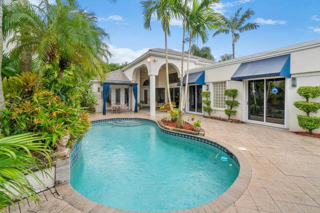 2558 NW 63rd Street, Boca Raton, FL 33496 (MLS #RX-10658589) :: THE BANNON GROUP at RE/MAX CONSULTANTS REALTY I