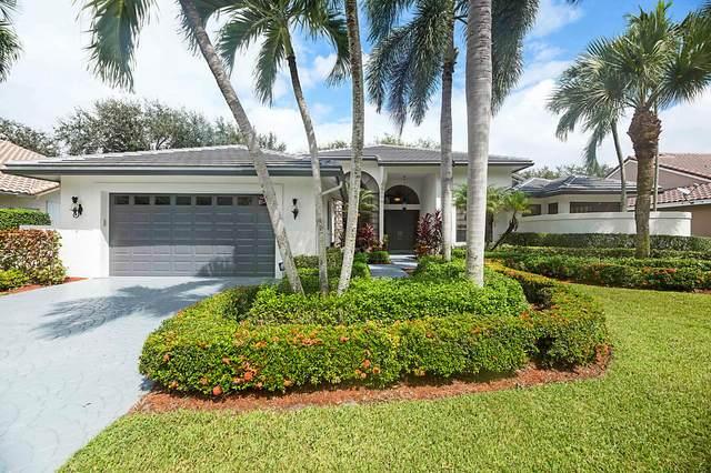 2815 NW 45th Street, Boca Raton, FL 33434 (#RX-10658598) :: Real Estate Authority
