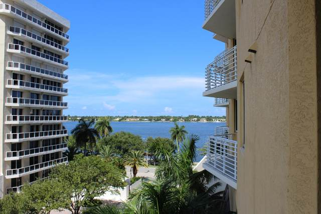 1551 N Flagler Drive #504, West Palm Beach, FL 33401 (#RX-10658605) :: Real Estate Authority