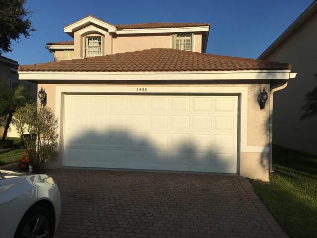 5408 Little Dipper Court Court, Greenacres, FL 33463 (#RX-10658607) :: Real Estate Authority