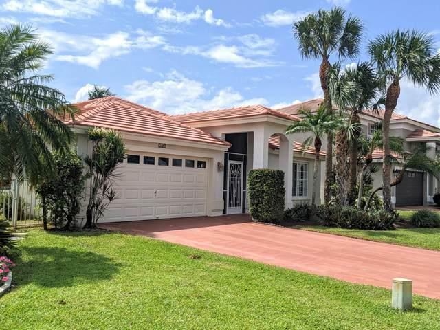 1581 S Club Drive, Wellington, FL 33414 (#RX-10658609) :: Real Estate Authority