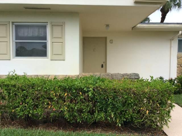 2854 Crosley Drive E G, West Palm Beach, FL 33415 (#RX-10658610) :: Real Estate Authority
