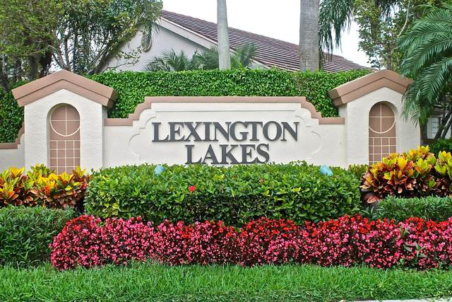 10211 Lexington Circle N, Boynton Beach, FL 33436 (#RX-10658659) :: Ryan Jennings Group