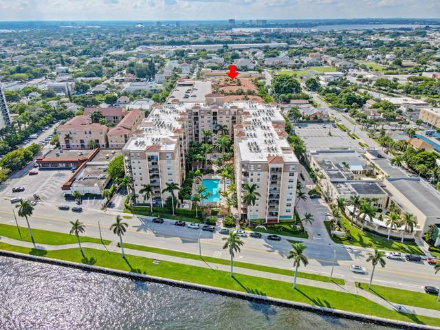 1805 N Flagler Drive #103, West Palm Beach, FL 33407 (MLS #RX-10658662) :: Berkshire Hathaway HomeServices EWM Realty