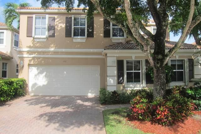 122 Sunset Cove Lane, Palm Beach Gardens, FL 33418 (#RX-10658681) :: Ryan Jennings Group