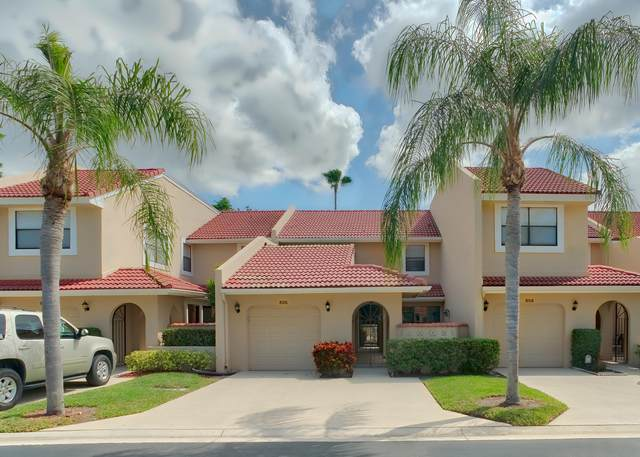 806 Windermere Way, Palm Beach Gardens, FL 33418 (MLS #RX-10658687) :: Berkshire Hathaway HomeServices EWM Realty