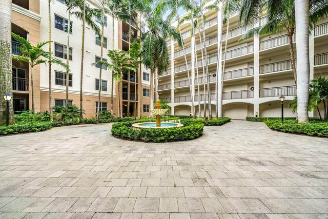 1690 Renaissance Commons Boulevard #1126, Boynton Beach, FL 33426 (#RX-10658693) :: Ryan Jennings Group
