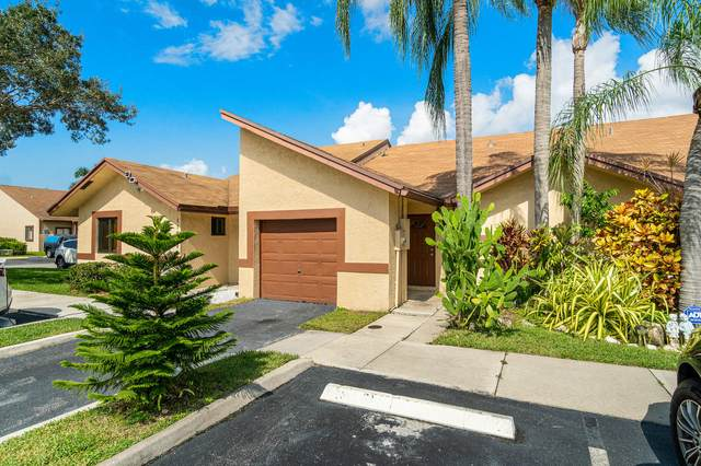 11083 NW 38th Place, Sunrise, FL 33351 (MLS #RX-10658770) :: United Realty Group