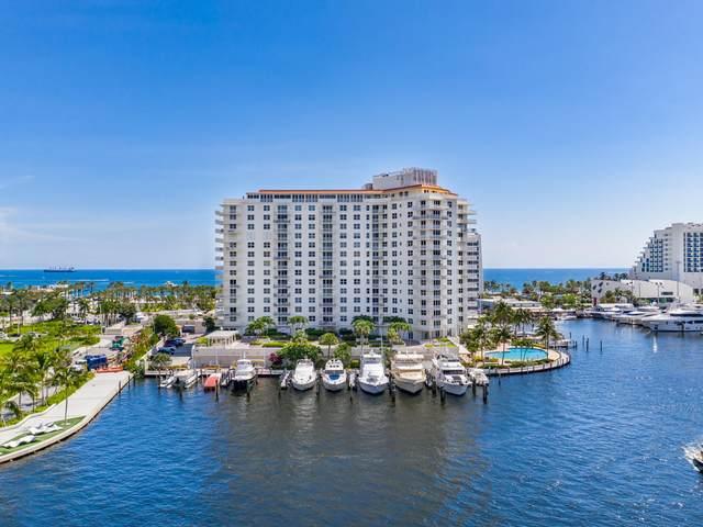 1 Las Olas Circle #1016, Fort Lauderdale, FL 33316 (#RX-10658772) :: Baron Real Estate