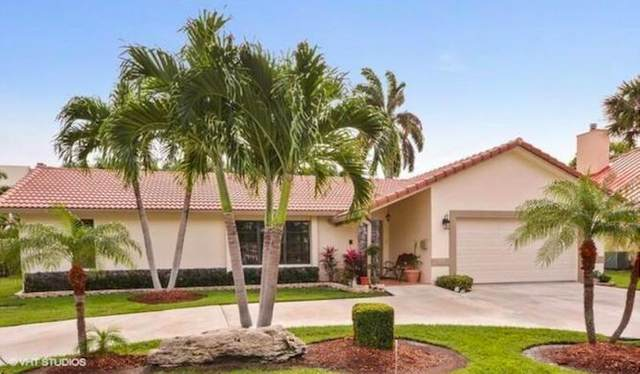 650 Riviera Drive, Boynton Beach, FL 33435 (#RX-10658773) :: Ryan Jennings Group