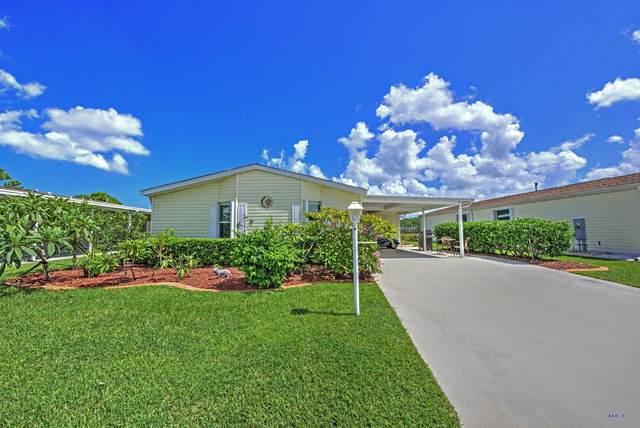 3625 Red Tailed Hawk Drive, Port Saint Lucie, FL 34986 (MLS #RX-10658838) :: Berkshire Hathaway HomeServices EWM Realty