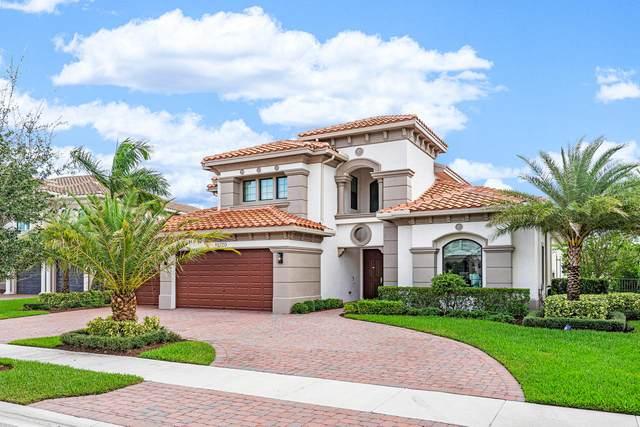 10320 S Barnsley Drive, Parkland, FL 33076 (#RX-10658872) :: Signature International Real Estate