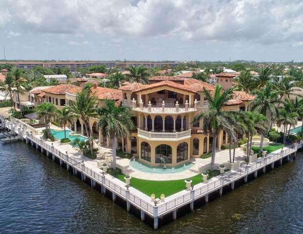 978 Gardenia Drive, Delray Beach, FL 33483 (MLS #RX-10658875) :: The Jack Coden Group