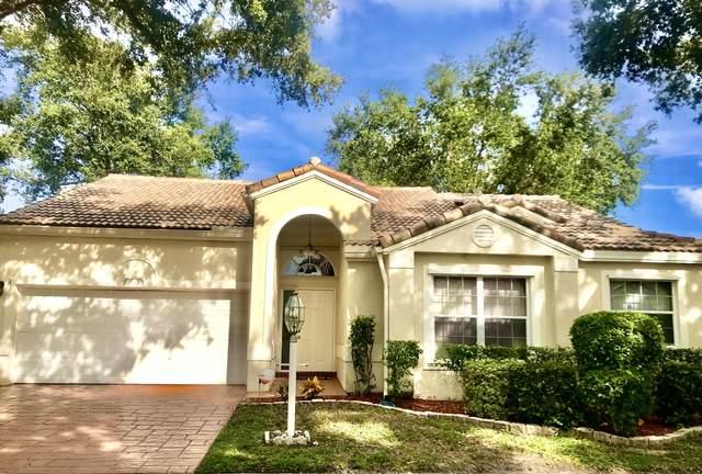 1080 Siena Oaks Circle E, Palm Beach Gardens, FL 33410 (MLS #RX-10658890) :: Berkshire Hathaway HomeServices EWM Realty