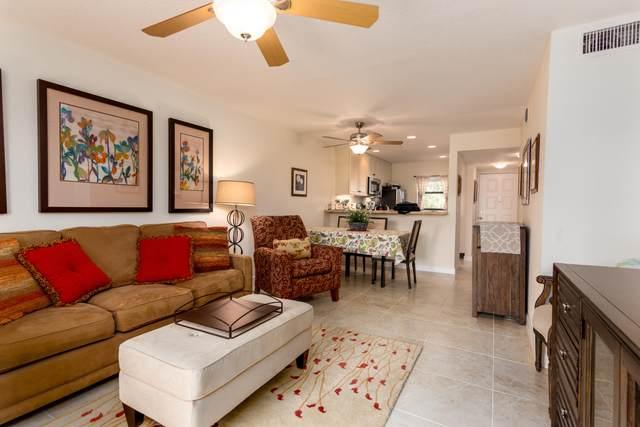 7269 Golf Colony Court #201, Lake Worth, FL 33467 (MLS #RX-10658895) :: Berkshire Hathaway HomeServices EWM Realty