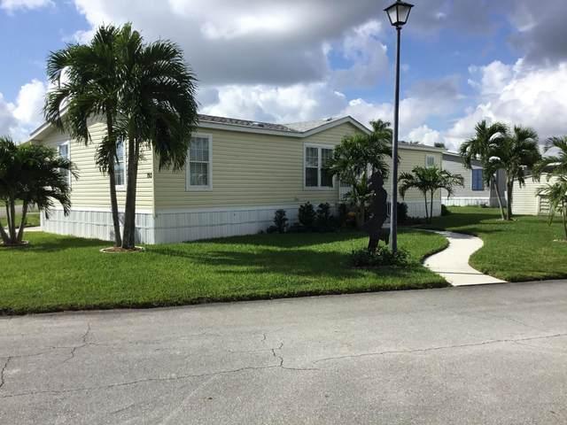 12375 S Military Trail #193, Boynton Beach, FL 33436 (MLS #RX-10658919) :: Berkshire Hathaway HomeServices EWM Realty