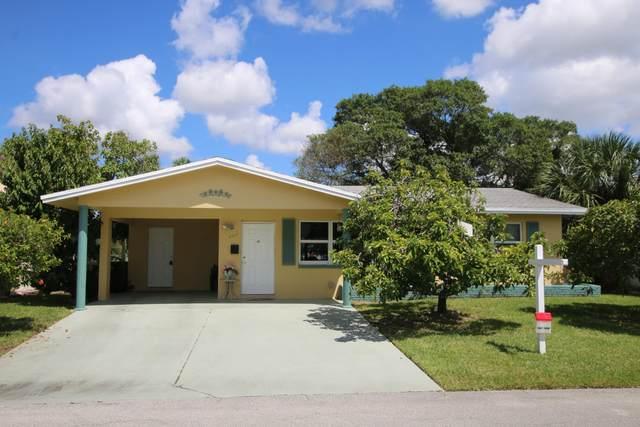 4717 NW 44th Court, Tamarac, FL 33319 (#RX-10658923) :: Posh Properties