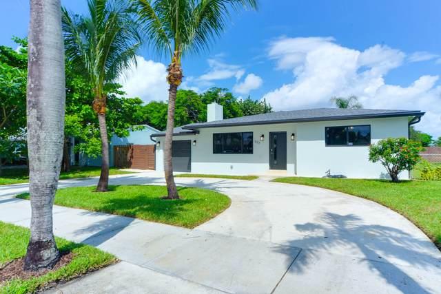 323 Leigh Road, West Palm Beach, FL 33405 (#RX-10658924) :: Posh Properties