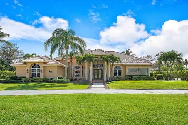 2070 Lockheed Terrace, Wellington, FL 33414 (#RX-10658949) :: Real Estate Authority