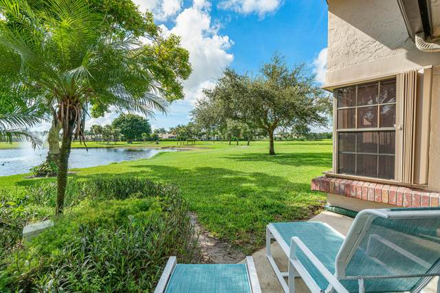 5290 Fairway Woods Drive #4412, Delray Beach, FL 33484 (#RX-10658952) :: Real Estate Authority