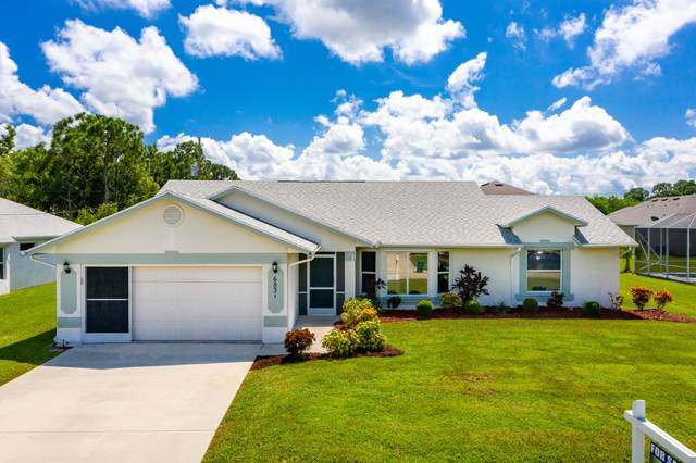 6831 NW Hogate Circle, Port Saint Lucie, FL 34983 (#RX-10658956) :: Real Estate Authority