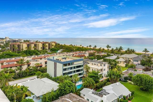 1112 Ocean Terrace 4B, Delray Beach, FL 33483 (#RX-10659000) :: The Power of 2 | Century 21 Tenace Realty