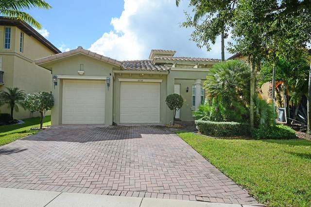 10738 NW 80th Circle, Parkland, FL 33076 (#RX-10659080) :: Signature International Real Estate
