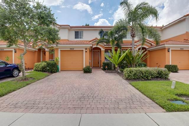 7253 Briella Drive, Boynton Beach, FL 33437 (MLS #RX-10659114) :: Berkshire Hathaway HomeServices EWM Realty