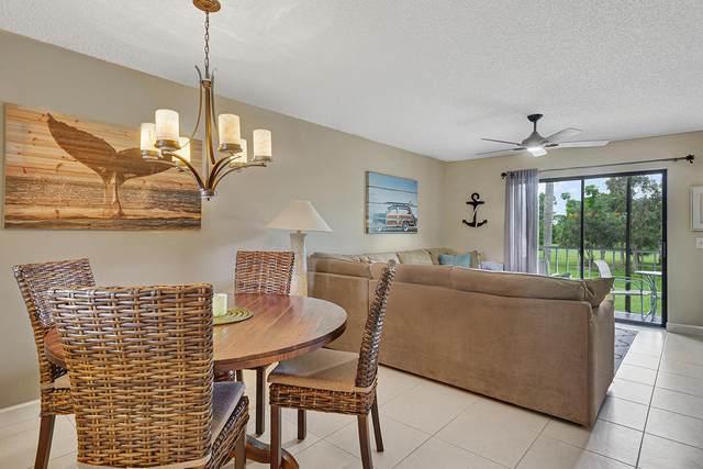 7245 Golf Colony Court #202, Lake Worth, FL 33467 (MLS #RX-10659173) :: Berkshire Hathaway HomeServices EWM Realty